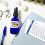 essential oils for heart, open heart, create sacred mist