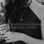 feminine abundance, feminine business, flowing business, goddess boss